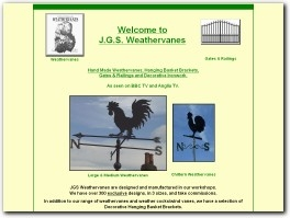 http://www.weathervanes.org.uk website