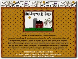 http://www.buttermilkbarn.com website