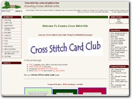 http://www.countrycrossstitchkits.co.uk