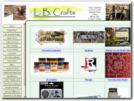 http://www.lbcrafts.com website