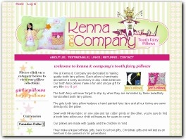 http://www.kennaandcompany.ca website