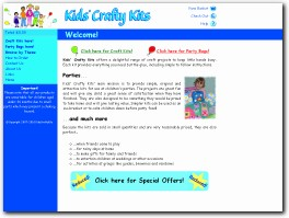 http://www.kidscraftykits.co.uk website