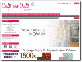 http://www.craftsandquilts.net website