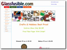 http://www.glassfusible.com website