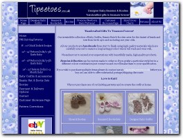 http://www.tipeetoes.co.uk website