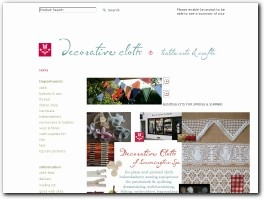 http://www.decorativecloth.com website