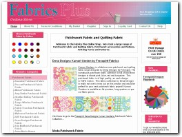 http://www.fabricsplus.co.uk/ website
