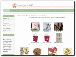 http://www.busylizziecrafts.co.uk website