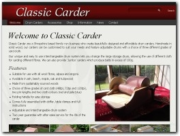 http://www.classiccarder.co.uk website